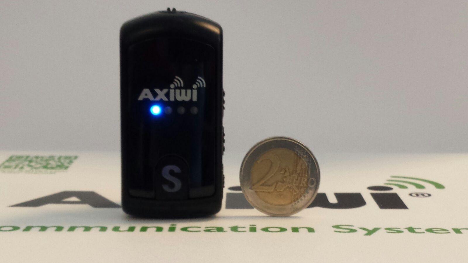 Axiwi- Bezprzewodowy system komunikacyjny-mały-gigant